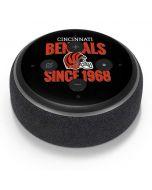 Cincinnati Bengals Helmet Amazon Echo Dot Skin
