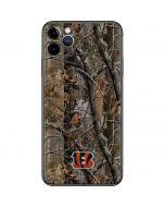 Cincinnati Bengals Realtree AP Camo iPhone 11 Pro Max Skin