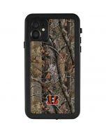 Cincinnati Bengals Realtree AP Camo iPhone 11 Waterproof Case
