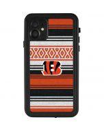 Cincinnati Bengals Trailblazer iPhone 11 Waterproof Case