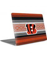 Cincinnati Bengals Trailblazer Apple MacBook Air Skin