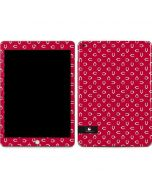Cincinnati Reds Full Count Apple iPad Skin