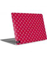 Cincinnati Reds Full Count Apple MacBook Air Skin