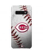 Cincinnati Reds Game Ball Galaxy S10 Plus Lite Case