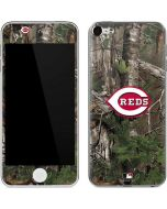 Cincinnati Reds Realtree Xtra Green Camo Apple iPod Skin