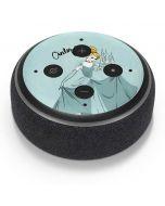 Cinderella Curtsy Amazon Echo Dot Skin