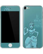 Cinderella Live in the Moment Apple iPod Skin