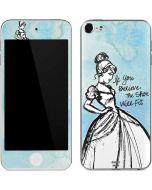 Cinderella Shoe Will Fit Apple iPod Skin