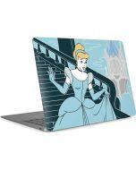 Cinderella Stroke of Midnight Apple MacBook Air Skin