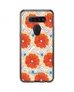Citrus Geo LG K51/Q51 Clear Case
