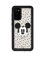 Classic Mickey Mouse Galaxy S20 Waterproof Case