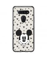 Classic Mickey Mouse LG K51/Q51 Clear Case