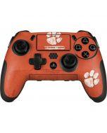 Clemson Tigers Vintage PlayStation Scuf Vantage 2 Controller Skin