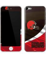 Cleveland Browns Apple iPod Skin