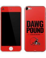 Cleveland Browns Team Motto Apple iPod Skin