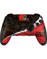 Cleveland Browns PlayStation Scuf Vantage 2 Controller Skin