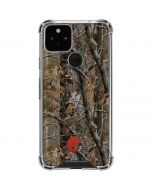 Cleveland Browns Realtree AP Camo Google Pixel 5 Clear Case