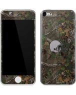 Cleveland Browns Realtree Xtra Green Camo Apple iPod Skin
