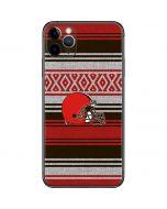Cleveland Browns Trailblazer iPhone 11 Pro Max Skin