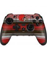 Cleveland Browns Trailblazer PlayStation Scuf Vantage 2 Controller Skin