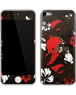 Cleveland Browns Tropical Print Apple iPod Skin