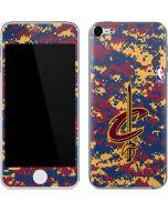 Cleveland Cavaliers Digi Camo Apple iPod Skin