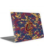 Cleveland Cavaliers Digi Camo Apple MacBook Air Skin
