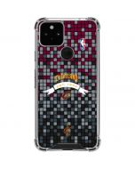 Cleveland Cavaliers Digi Google Pixel 5 Clear Case