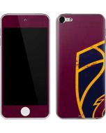 Cleveland Cavaliers Distressed Apple iPod Skin