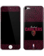 Cleveland Cavaliers Elephant Print Apple iPod Skin