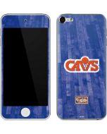 Cleveland Cavaliers Hardwood Classics Apple iPod Skin