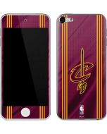 Cleveland Cavaliers Jersey Apple iPod Skin
