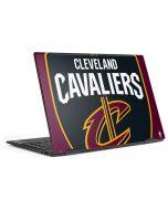 Cleveland Cavaliers Large Logo HP Envy Skin