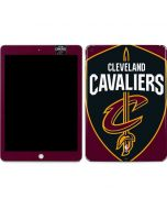 Cleveland Cavaliers Large Logo Apple iPad Skin