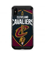 Cleveland Cavaliers Large Logo iPhone XS Max Cargo Case