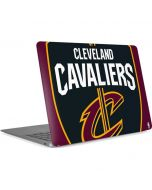 Cleveland Cavaliers Large Logo Apple MacBook Air Skin