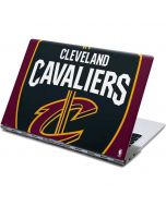 Cleveland Cavaliers Large Logo Yoga 910 2-in-1 14in Touch-Screen Skin