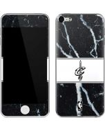 Cleveland Cavaliers Marble Apple iPod Skin
