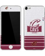 Cleveland Cavaliers Static Apple iPod Skin