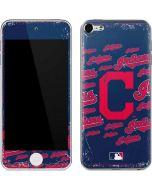 Cleveland Indians - Cap Logo Blast Apple iPod Skin