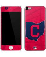 Cleveland Indians Home Turf Apple iPod Skin