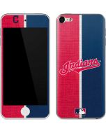 Cleveland Indians Split Apple iPod Skin