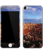 Clouds over Bryce Canyons Amphitheater Apple iPod Skin