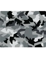 Urban Camouflage Black Apple iPod Skin