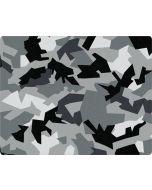 Urban Camouflage Black iPhone 5c Skin