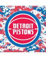 Detroit Pistons Digi Camo Apple iPad Air Skin
