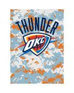 Oklahoma City Thunder Digi Camo Xbox One Controller Skin