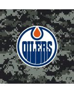 Edmonton Oilers Camo HP Envy Skin