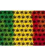 Marijuana Rasta Pattern iPhone XS Max Cargo Case