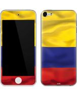 Colombia Flag  Apple iPod Skin